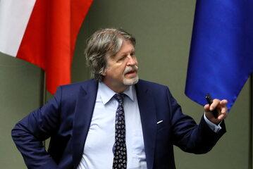 Andrzej Sośnierz w Sejmie