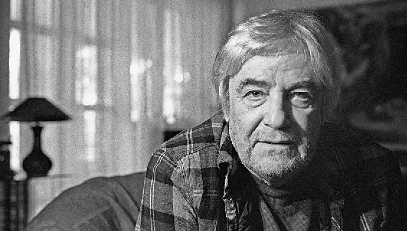 Andrzej Żuławski (1940–2016) na fotografii z 2011 r.