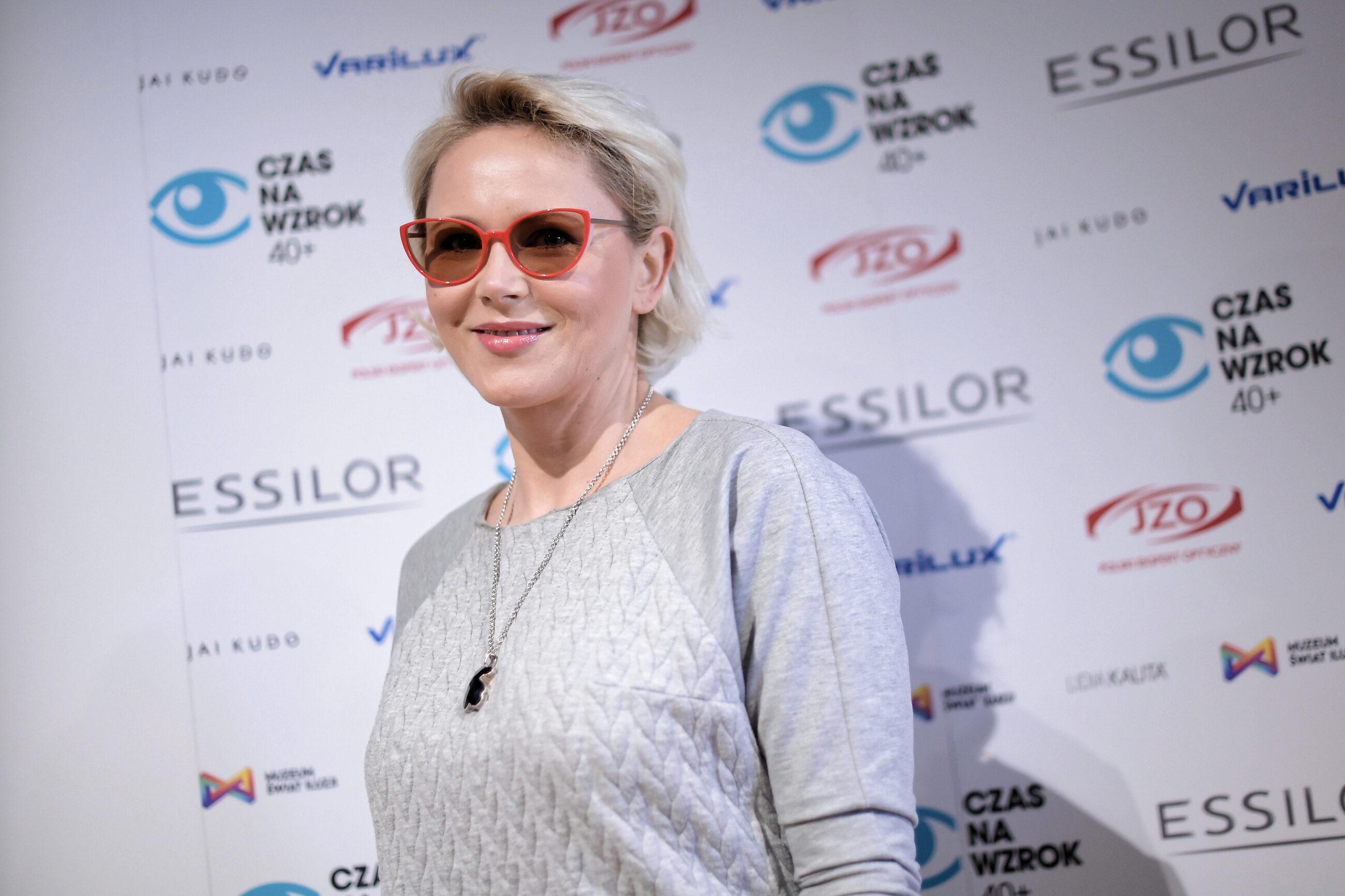 Anna Samusionek, aktorka