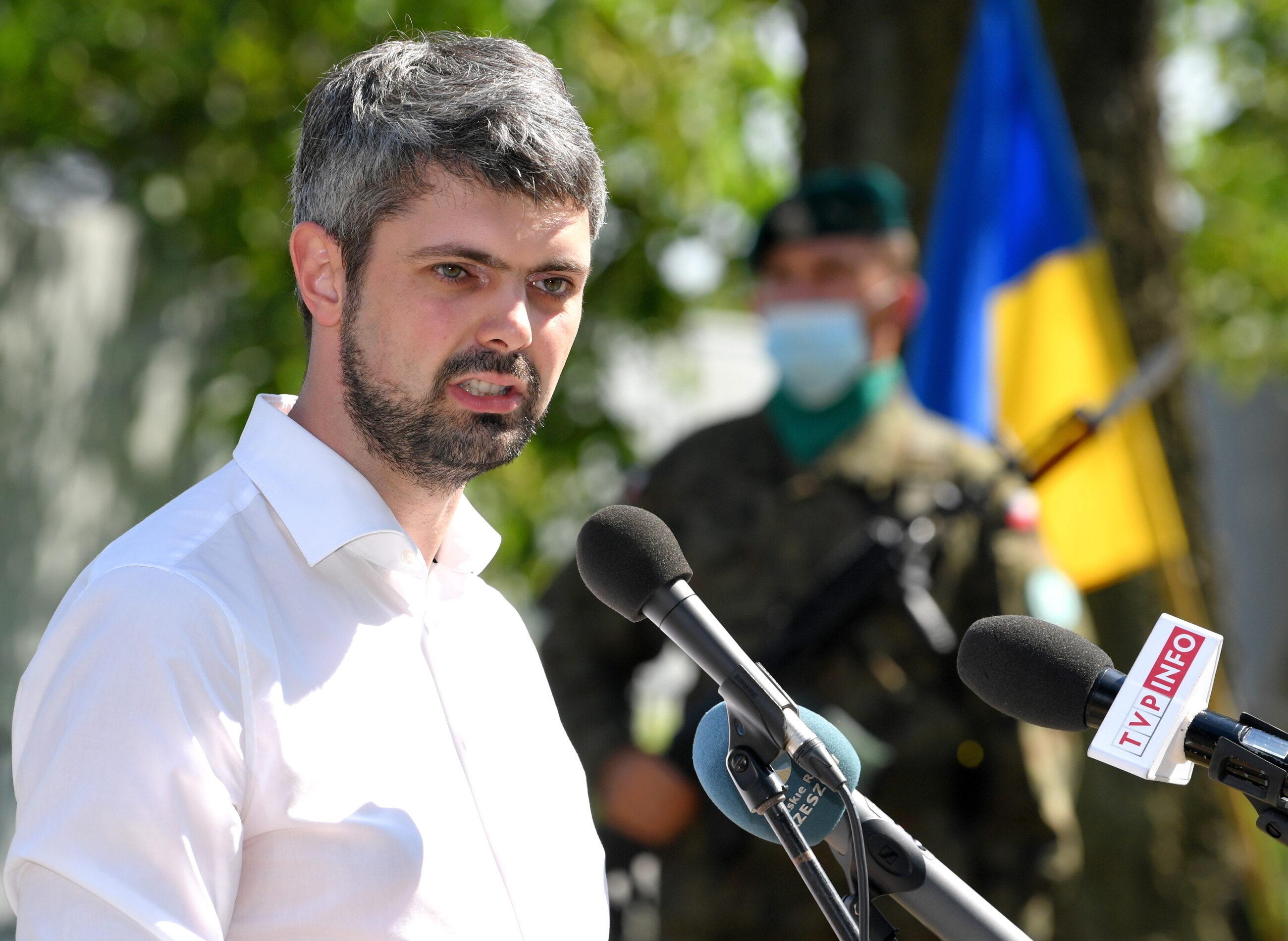 Anton Drobowycz, prezes ukraińskiego IPN