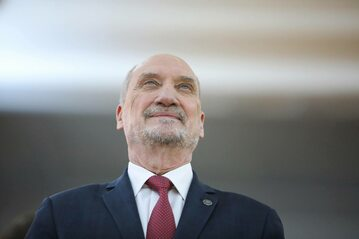 Antoni Macierewicz, b. szef MON