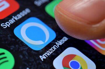 Aplikacja Alexa firmy Amazon