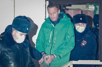 Aresztowanie Aleksieja Nawalnegi