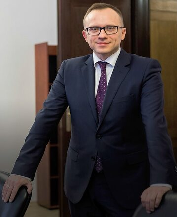 Artur Soboń, wiceminister infrastruktury i rozwoju