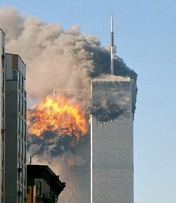 Atak terrorystyczny na World Trade Center, 11 września 2001 rok, Nowy Jork