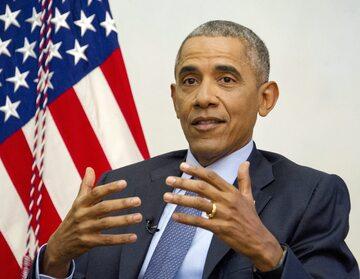 Barack Obama, b. prezydent Stanów Zjednoczonych