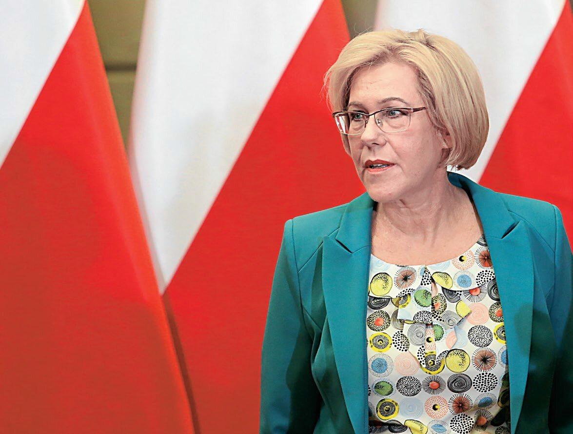 Barbara Nowak, małopolska kurator oświaty