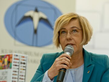 Barbara Nowak Małopolski Kurator Oświaty