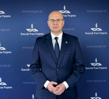 Bartłomiej Chmielowiec, Rzecznik Praw Pacjenta