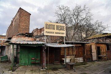 Bazar Różyckiego na warszawskiej Pradze