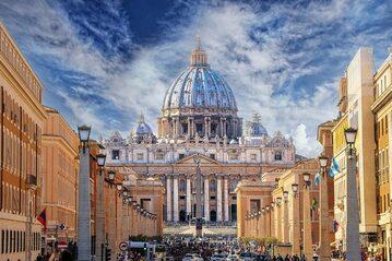 Bazylika św. Piotra, zdjęcie ilustracyjne