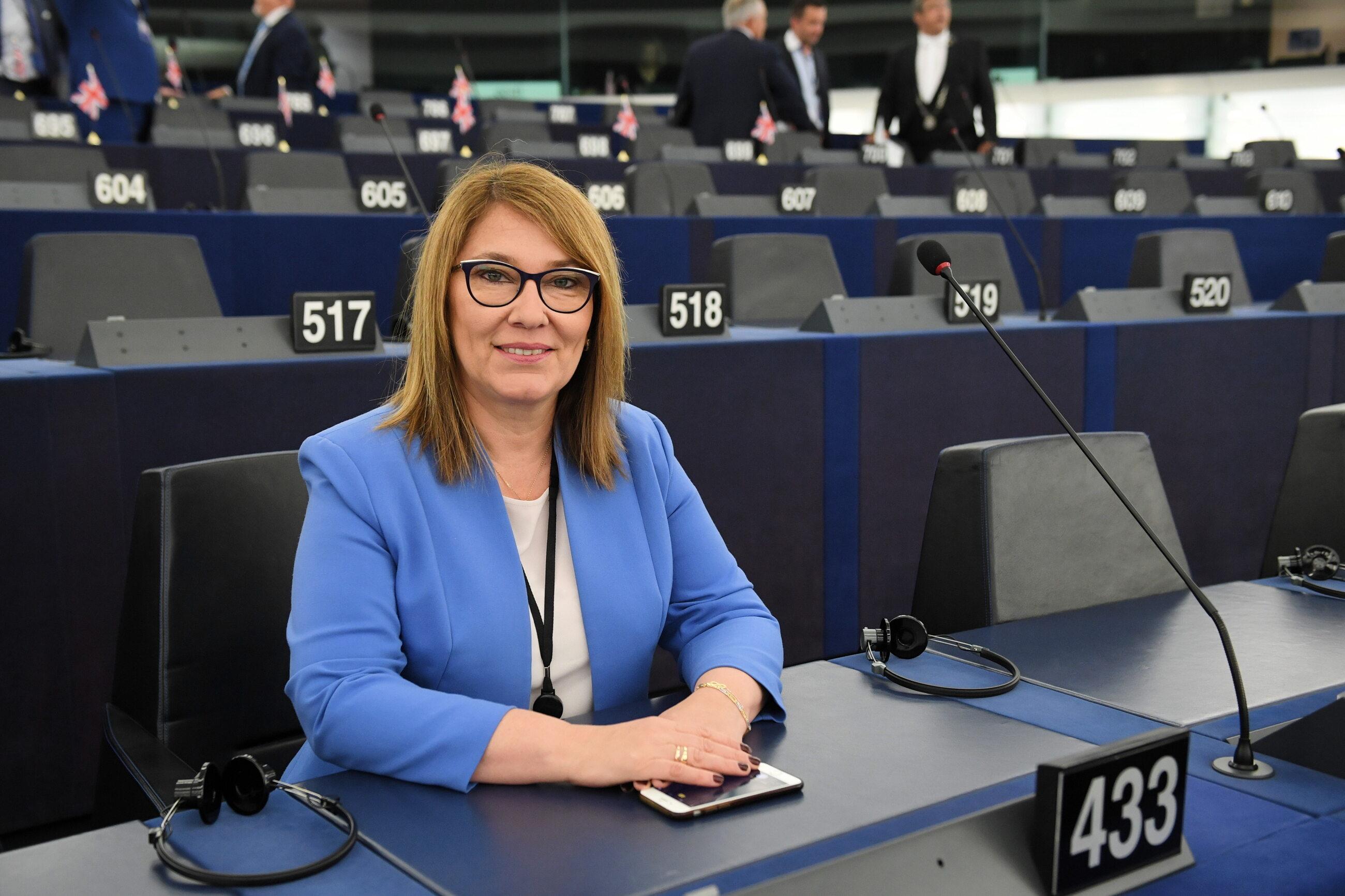 Beata Mazurek, PiS