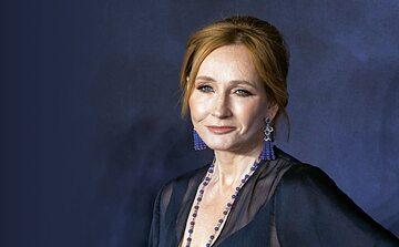 """Bezpośrednim powodem powstania listu, który 7 lipca ukazał się na stronie internetowej """"Harper̕s Magazine"""", była lawina lewicowego hejtu, która w ostatnich tygodniach spadła na J.K. Rowling (na zdjęciu), autorkę serii o """"Harrym Potterze"""""""
