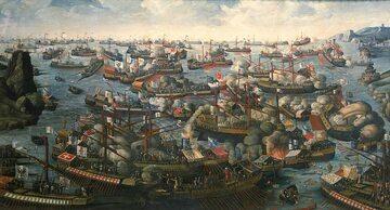 Bitwa pod Lepanto 1571