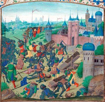 Bitwa pod Nikopolis 1396