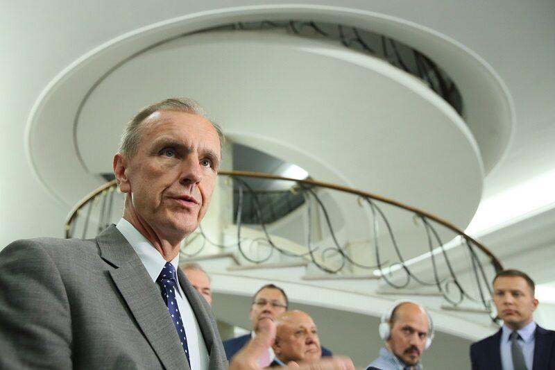 Bogdan Klich, senator PO, były minister obrony narodowej