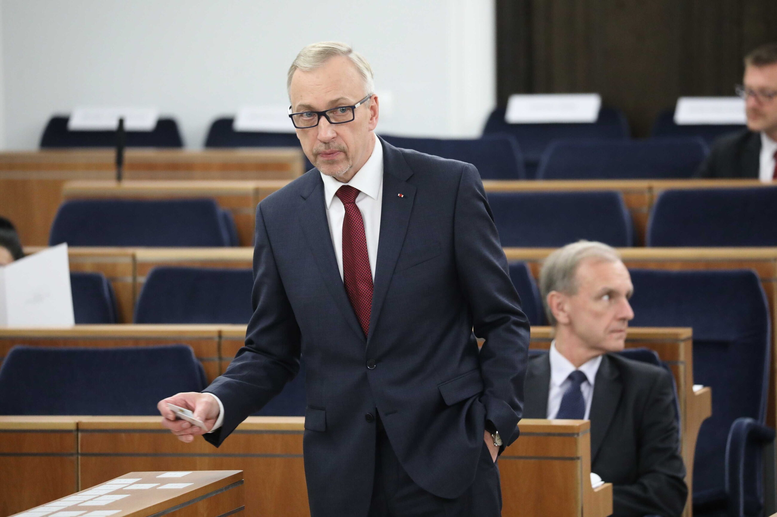 Bogdan Zdrojewski, senator PO