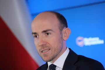 Borys Budka, przewodniczący PO