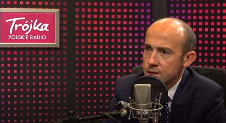 Borys Budka w radiowej Trójce