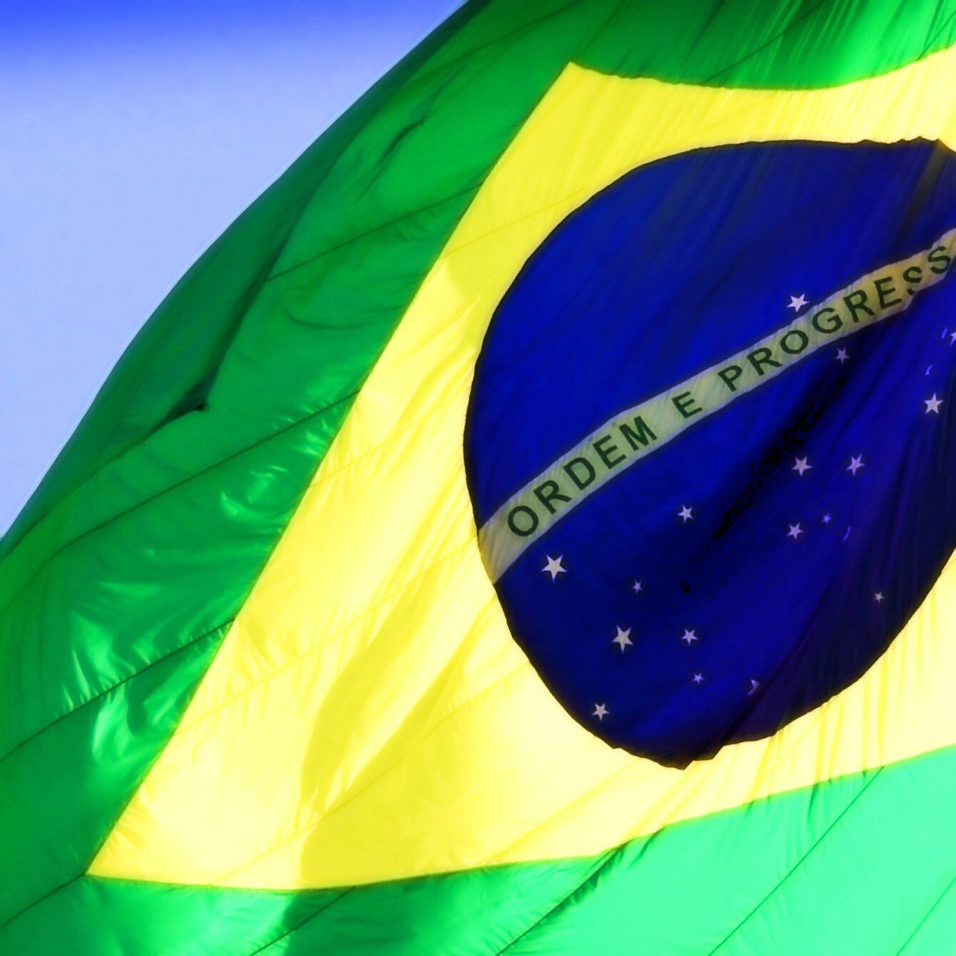 Brazylia, flaga