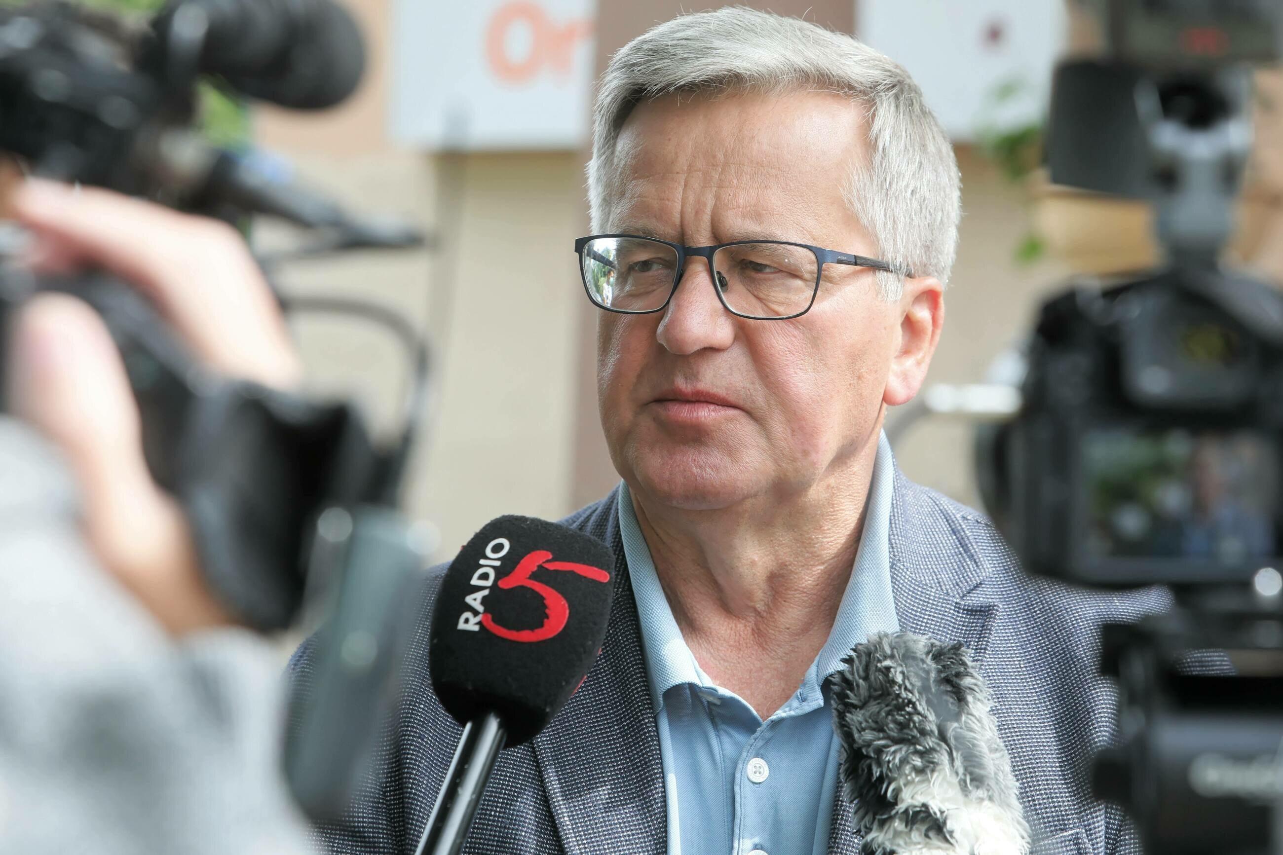 Bronisław Komorowski, b. prezydent