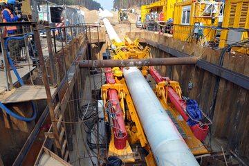 Budowa rurociągu Baltic Pipe