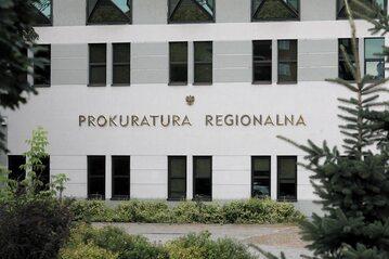 Budynek Prokuratury Regionalnej w Białymstoku