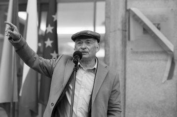 Były opozycjonista Jan Lityński