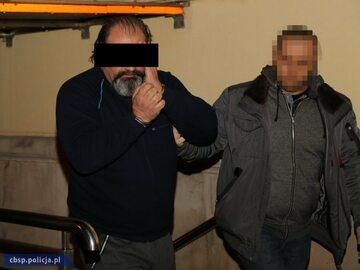 CBŚP zatrzymało 49-letniego Arkadiusza Ł. ps. Hoss