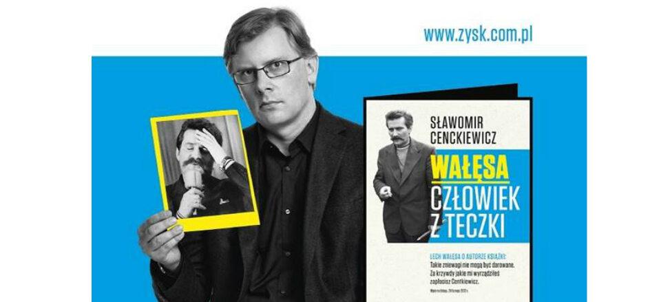Cenckiewicz w Hybrydach