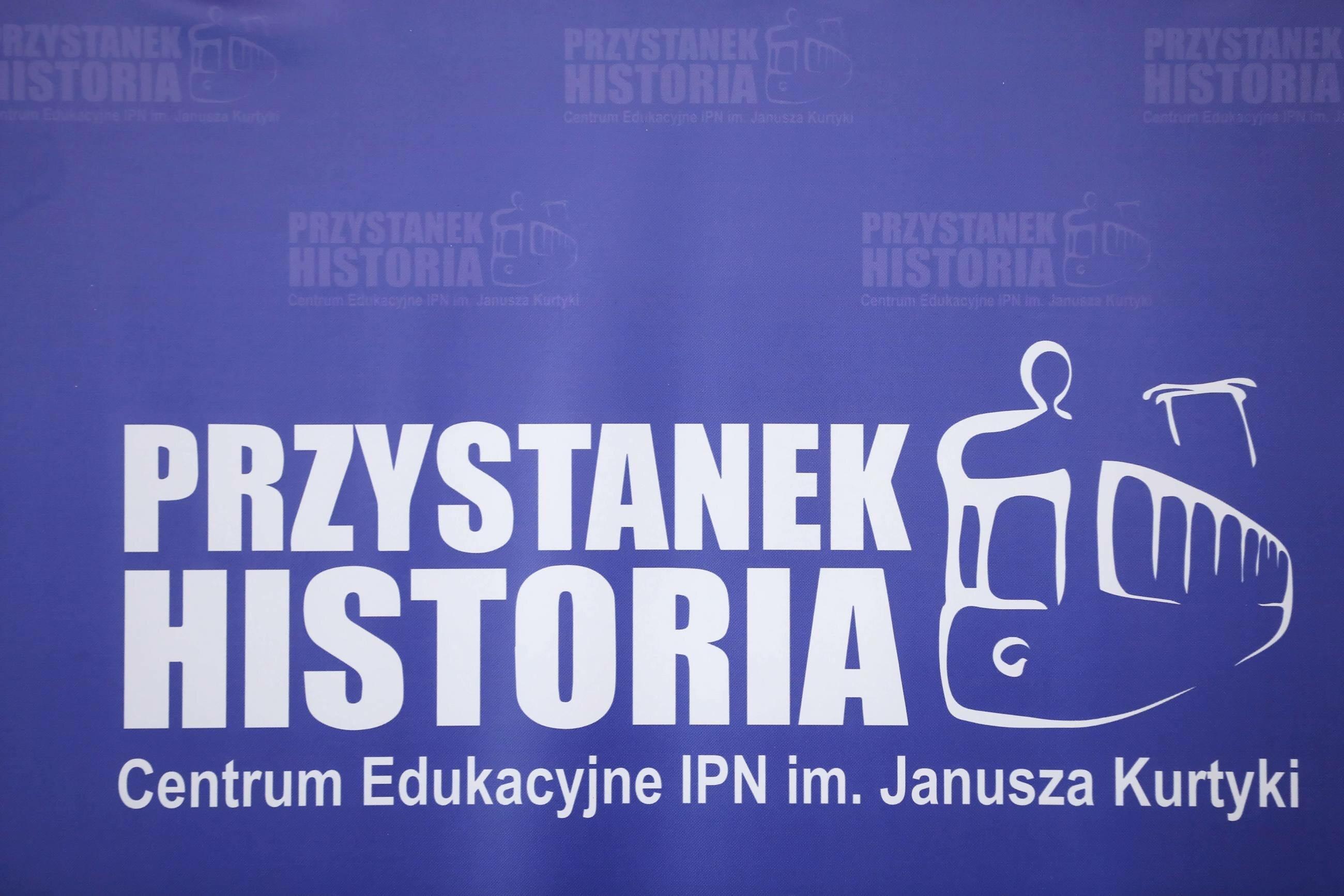 "Centrum Edukacyjne IPN ""Przystanek Historia"""