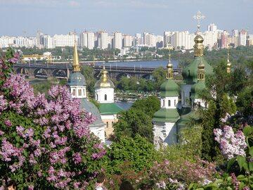 Centrum Kijowa.