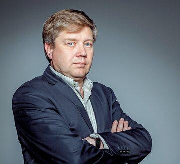 Cezary Kaźmierczak, prezes ZPiP