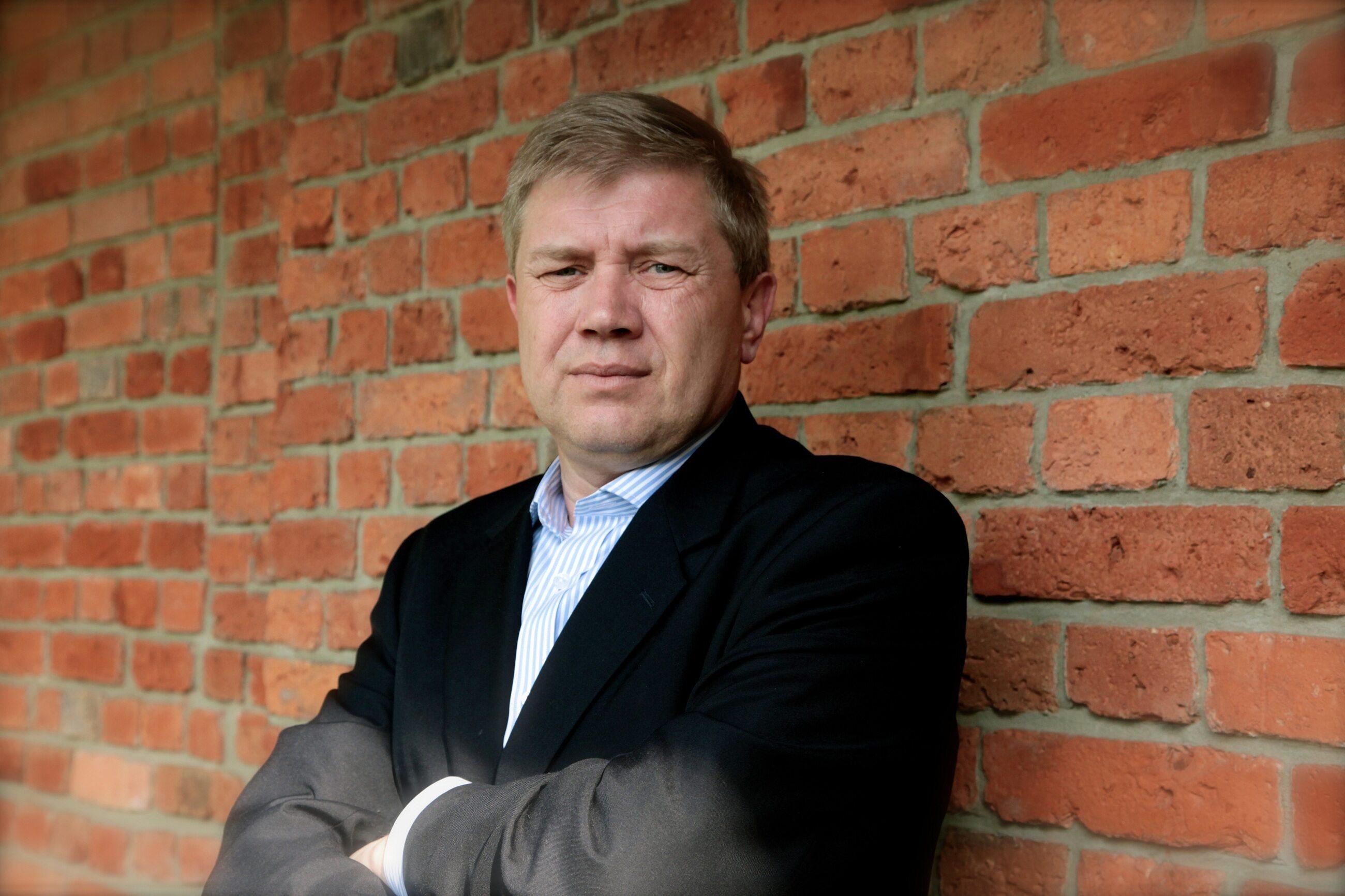 Cezary Kaźmierczak, Prezes Związku Przedsiębiorców i Pracodawców
