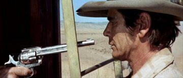 """Charles Bronson w """"Pewnego razu na Dzikim Zachodzie"""""""