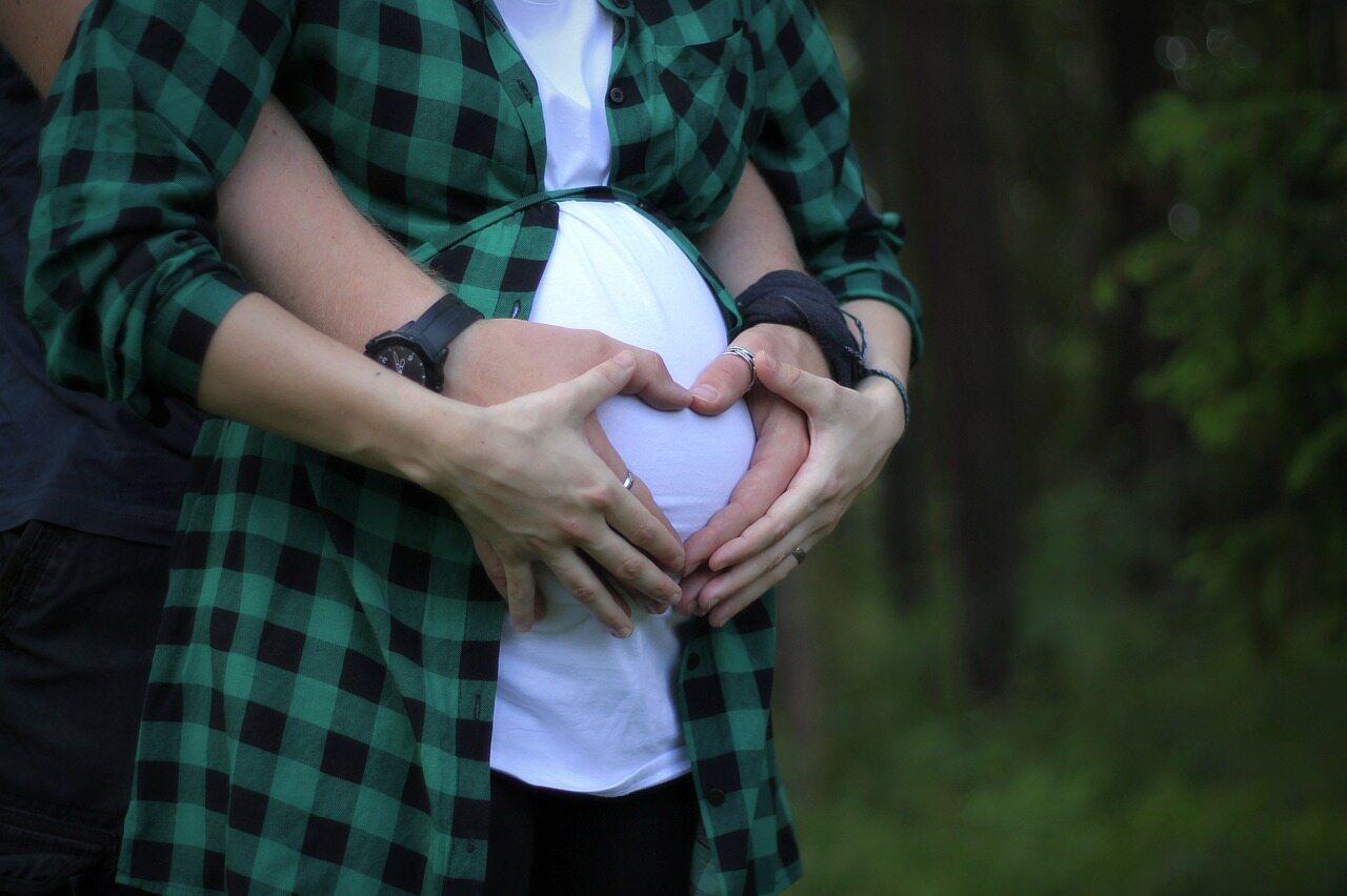 Ciąża, zdjęcie ilustracyjne
