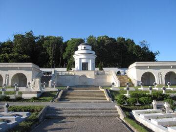 Cmentarz Orląt Lwowskich (2009 r.)