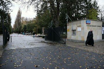 Cmentarz Wojskowy- Powązki