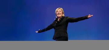 Czas na Marine Le Pen