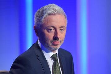 Członek zarządu TVP Maciej Stanecki