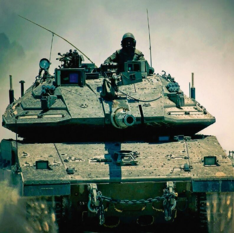 czołg, wojna