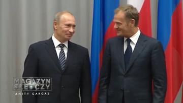 """Czy ekipa Donalda Tuska zdezerterowała wobec Rosjan? Już dziś """"Magazyn śledczy Anity Gargas"""""""