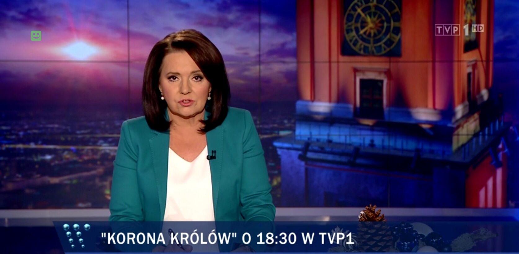 """Danuta Holecka, """"Wiadomości"""""""
