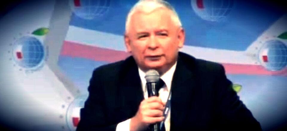 Dar Kaczyńskiego dla Tuska