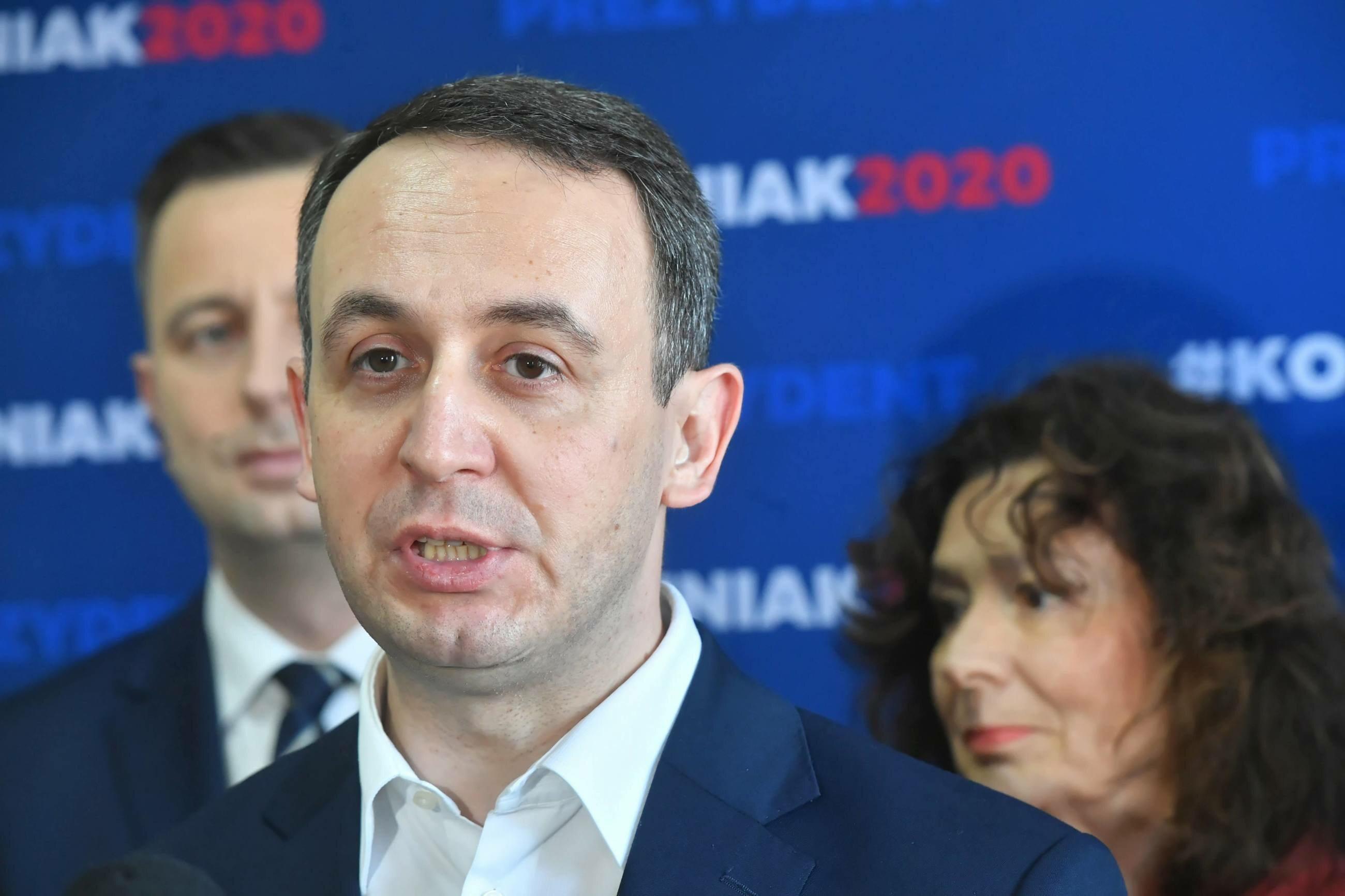 Dariusz Klimczak, PSL
