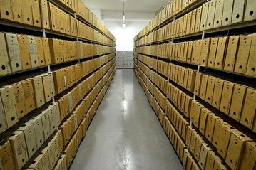 Dawne archiwum IPN