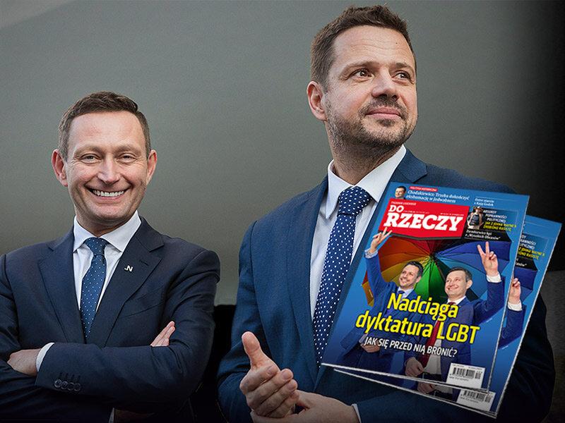 """""""Do Rzeczy"""" nr 12:  Nadciąga dyktatura LGBT. Jak się przed nią bronić?"""