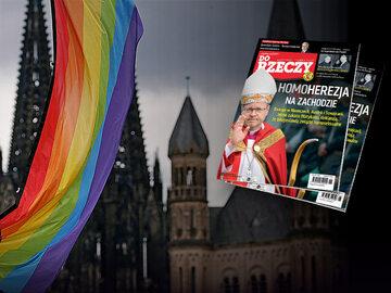 """""""Do Rzeczy"""" nr 18: Homoherezja na Zachodzie"""