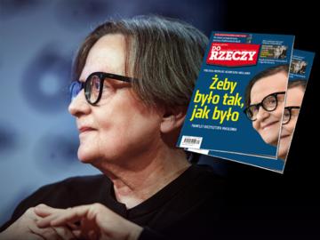 """""""Do Rzeczy"""" nr 35: Polska według Agnieszki Holland"""