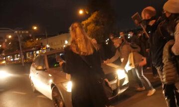 Do wypadku doszło podczas demonstracji w Warszawie, na skrzyżowaniu ulic Goworka i Pułaskiej, w ubiegły wtorek.